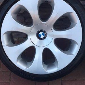 """BMW Style 121 E60-61 Gyári 19"""" Alufelni gumikkal"""