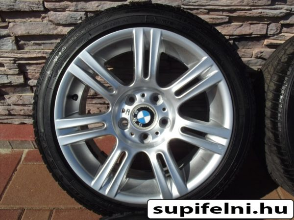 "BMW Style 194 Gyári 17"" téli felni"