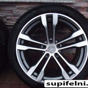 """BMW X5-X6 M Alufelni 20"""" gumikkal"""